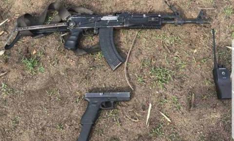 Dois mortos em operação na Vila Candoza