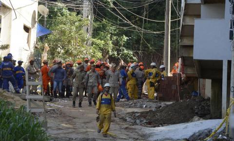 Sobe para 11 o número de mortos na comunidade da Muzema no Rio