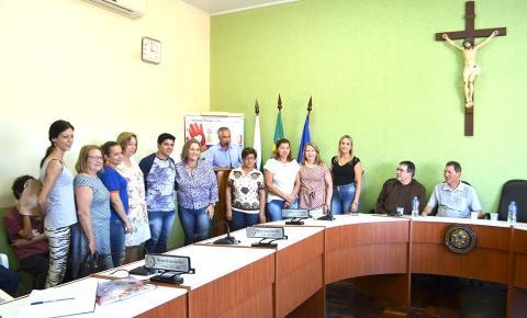 Lançamento da Campanha do Agasalho 2019 em Siqueira Campos reuniu um grande número de pessoas