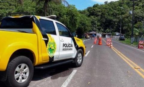 Operação Páscoa 2019 fiscaliza 2.400 km de rodovias estaduais