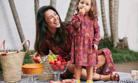Yanna Lavigne estrela primeira campanha ao lado da filha; veja fotos