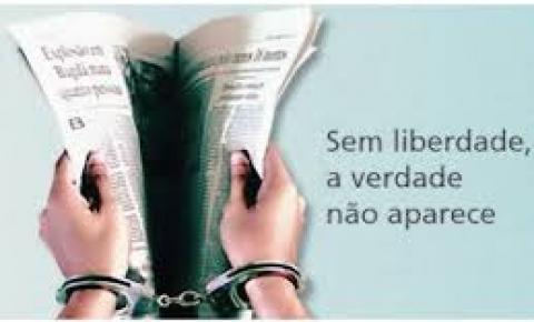 Não aceitaremos censura, temos o direito de receber informação e o dever de informar