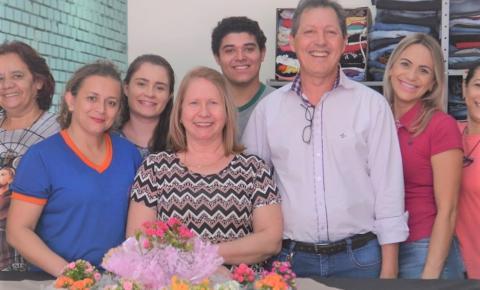 Primeira Dama e colaboradores reinauguram a PROVOPAR em Siqueira Campos