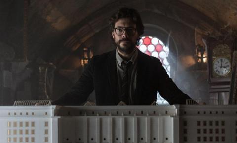 Netflix anuncia quarta parte de La Casa de Papel; terceira estreia em julho