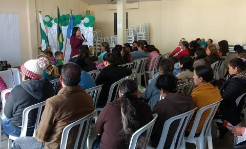 Siqueira Campos realiza XII Conferência Municipal de Assistência Social