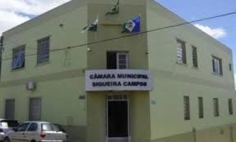Siqueira Campos: vereadores apresentaram indicações visando melhorias para população