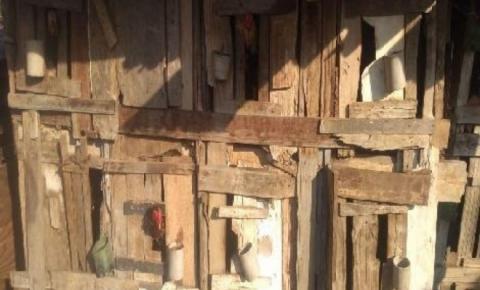 Delegacia interdita local usado para rinha de galos