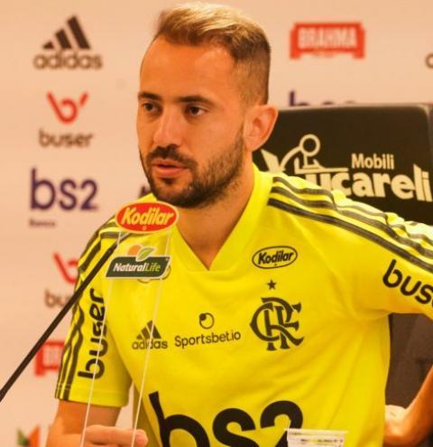 """Everton Ribeiro celebra chance de jogar Mundial: """"ponto máximo de um clube"""""""