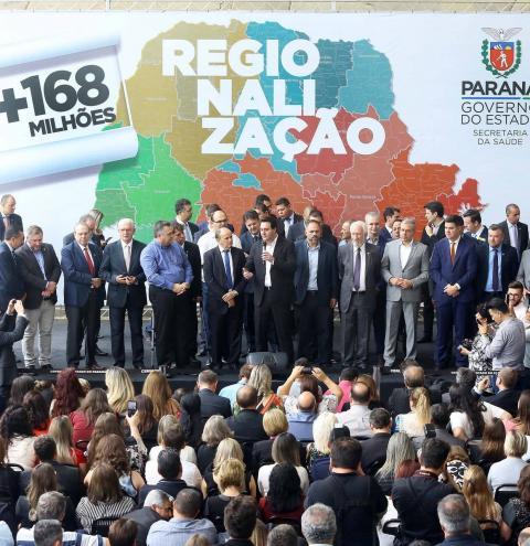 Governo libera R$168 milhões para investimentos em saúde pública