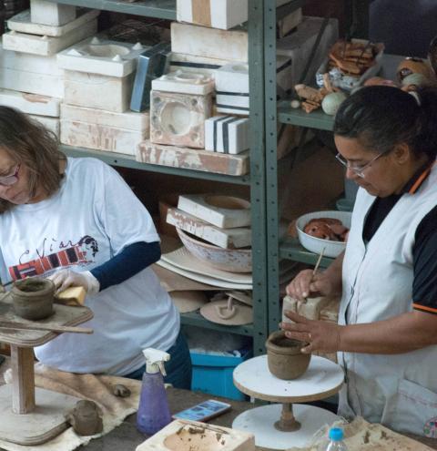 Centro de Artes Guido Viaro oferta cursos gratuitos abertos
