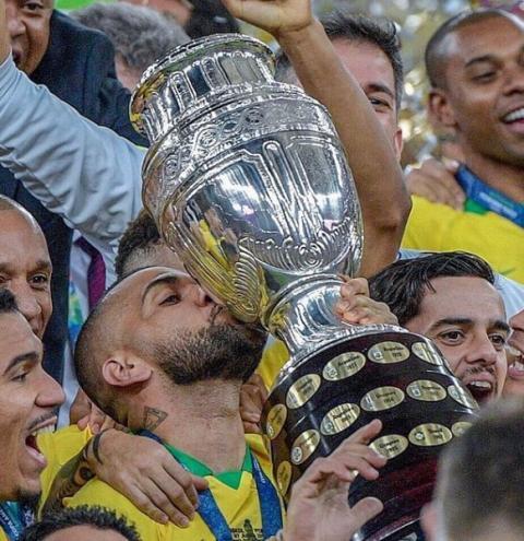 Conmebol aumenta premiação para vencedor da Copa América 2021