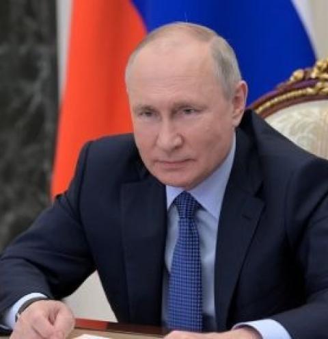 Putin, presidente da Rússia, irá a Pequim para os Jogos de Inverno de 2022