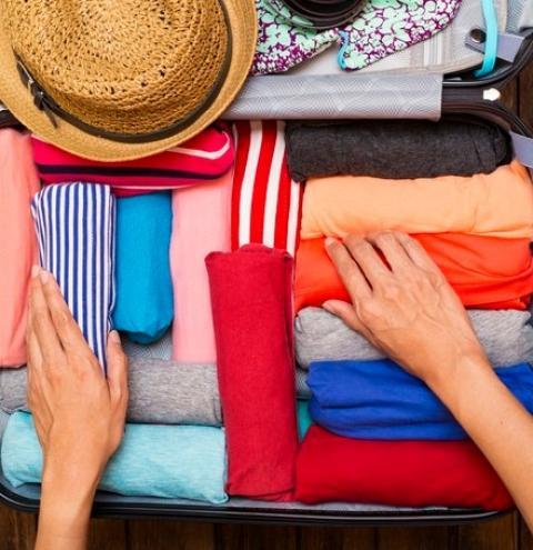 Personal Organizer dá dicas para fazer tudo caber na mala de férias